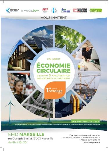 affiche colloque economie circulaire cinovpaca